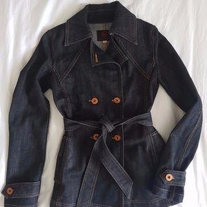 Adriano Goldschiemd Denim jacket